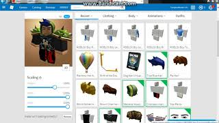 How to have a fat body in Roblox
