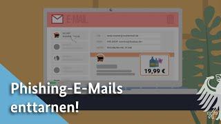 Phishing-E-Mails enttarnen! | BSI