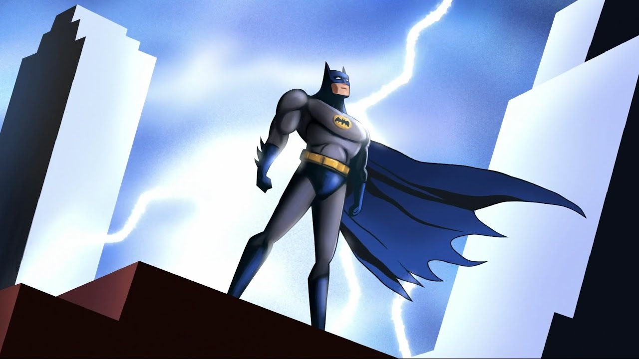 30 curiosidades de batman la serie animada youtube - Superman et batman dessin anime ...