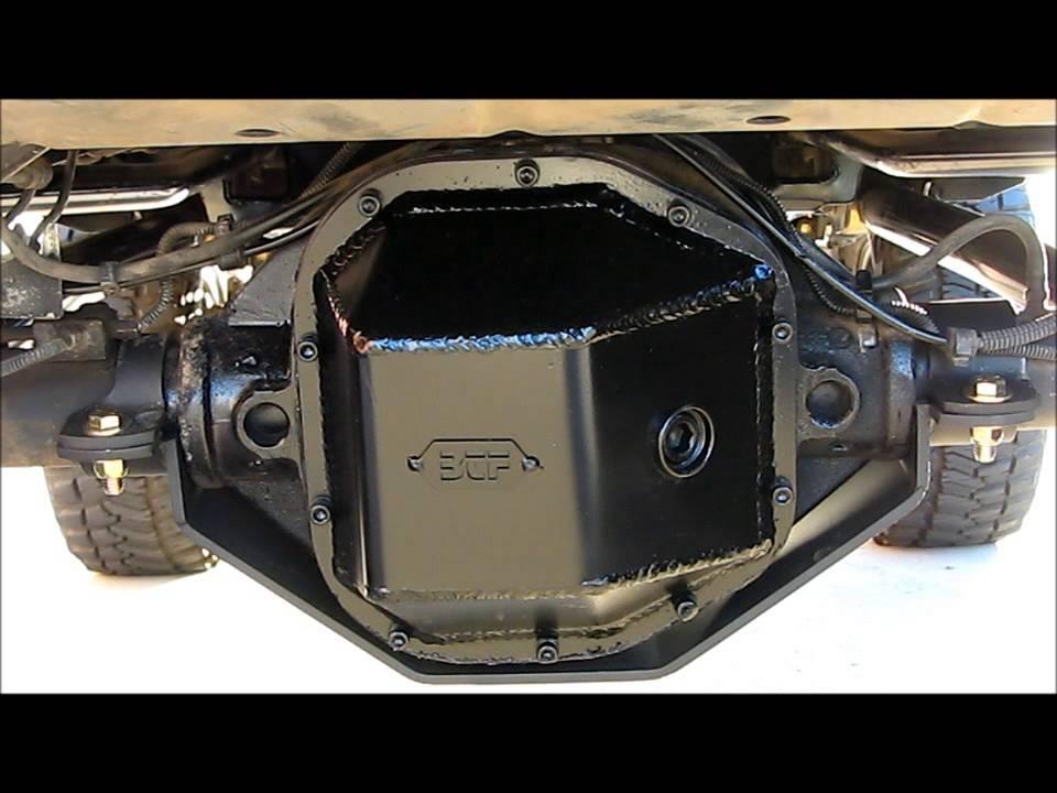 Jeep Cherokee 4X4 >> Jeep Grand Cherokee 4x4 Project ZJ Part 49 D44A Skid Plate ...