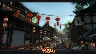 Age of Wushu [Phantom Twin Daggers v.s Golden Snake Sword]