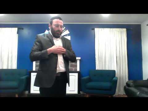 Demonstration Of Jewish Prayer