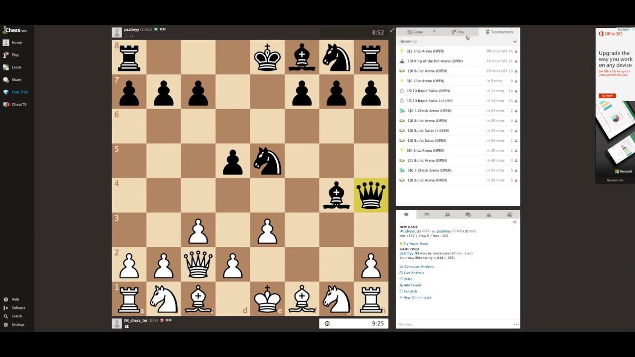 rapid swiss chess