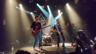 Sea of Minds -  Live au Ferrailleur (Nantes) - Breed & Stockholm Syndrome