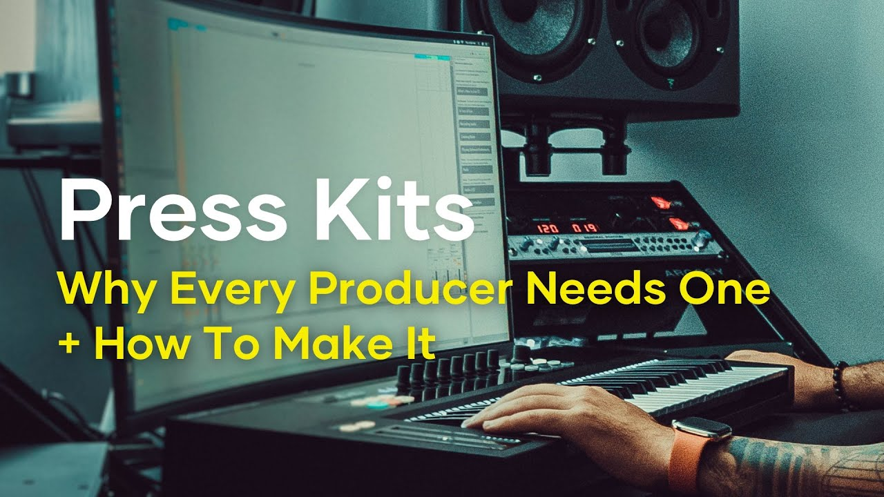 Press Kits: Why Every Producer/DJ Needs One + How To Make It