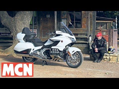 Honda Gold Wing | First Rides | Motorcyclenews.com