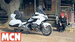 Honda Gold Wing | First Rides | Motorcyclenews.com