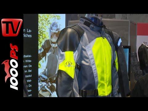 "Stadler Motorradbekleidung 2017 - ""Modul EVO"" Design, Funktion, Preis"