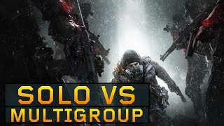 They left the group because of me.. SOLO DZ PVP #93 (The Division 1.8.3)