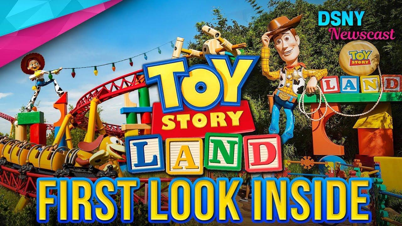 Toy Story Land Finally Open At Walt Disney World Disney News 6
