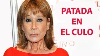 Parodia Mila Ximenez expulsada de Salvame en directo