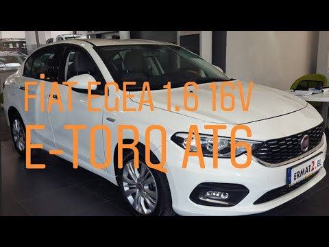 Fiat Egea 1.6 16v E-torq At6 Test