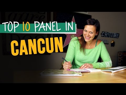 Top Ten Panel in Cancun