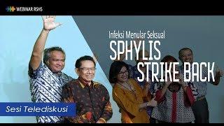 Bagaimakan Seluk Beluk IMS & Terkait Syphilis Strike Back? Simak Sesi diskusi https://youtu.be/XgFuK.