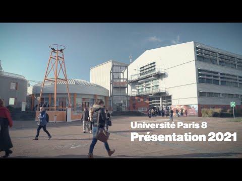 PRÉSENTATION - Université Paris 8 (2021)