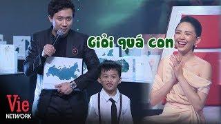 Tóc Tiên phát cuồng với cậu bé 7 tuổi với kiến thức địa lý KHỦNG | Siêu Trí Tuệ (The Brain Vietnam)