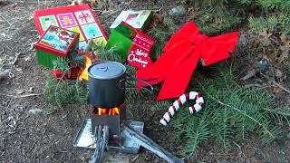 Merry Christmas Firebox Stove Style!
