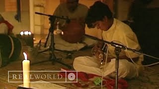 U. Srinivas - Gajavadhana (live at Real World Studios)
