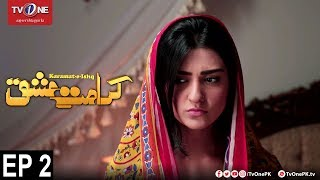 Karamat e Ishq | Episode 2 | TV One Drama | 3rd January 2018