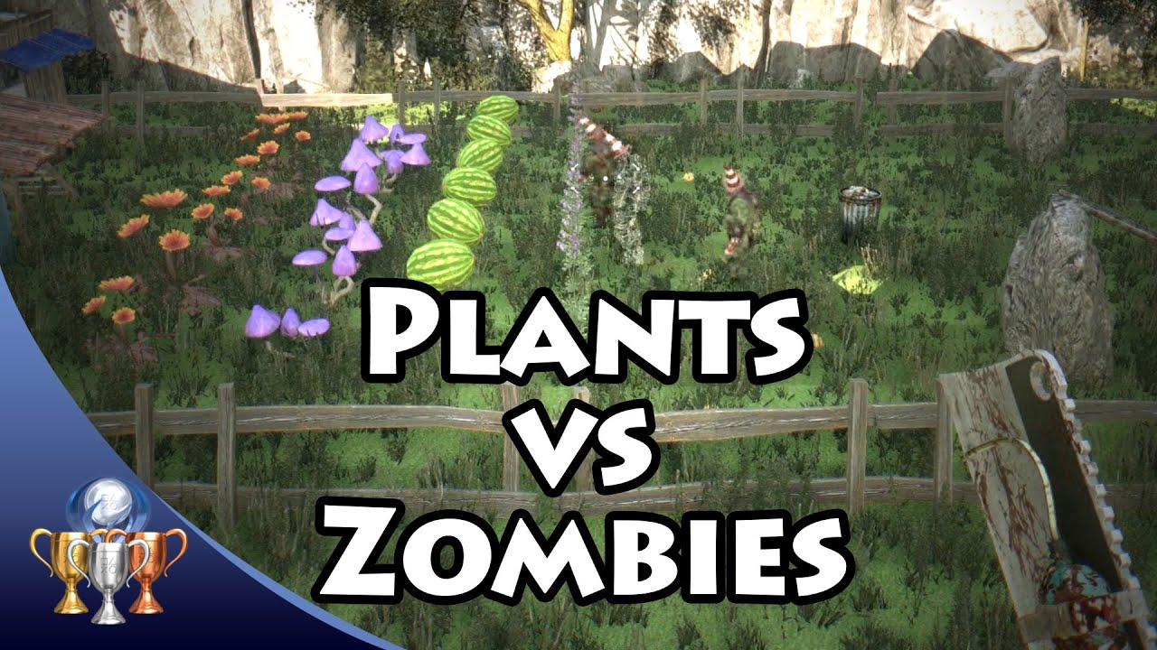 Dying light plants vs zombies easter egg youtube malvernweather Images