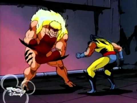 1a9cef84c1f Wolverine vs Sabertooth