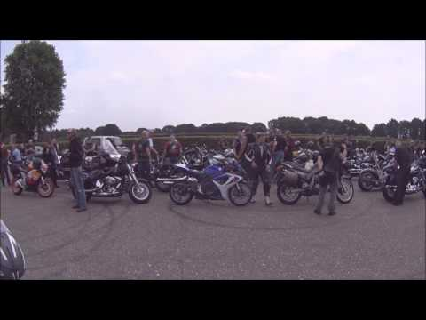 9th Honour Run Army Vets MC