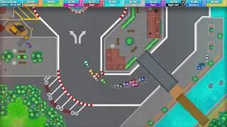 Race Arcade PS4 Gameplay