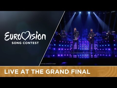 LIVE - Joe And Jake - You're Not Alone (United Kingdom) At The Grand Final