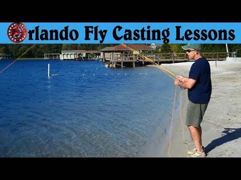 How to Fly Cast - Fly Fishing Tips - The Roll Cast