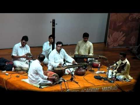 Ravikiran, Music Academy, Chennai-1.mp4