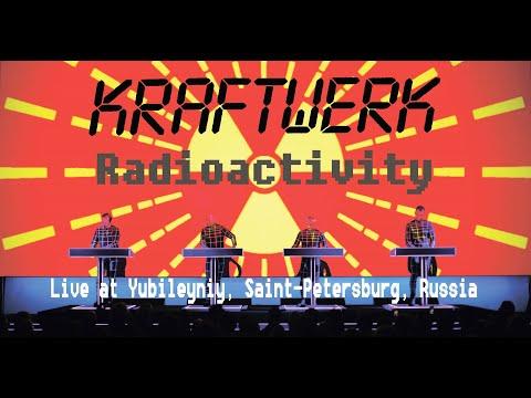 Kraftwerk - 10. Radioactivity (Live at Yubileyniy, Saint-Petersburg, Russia)