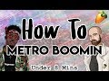 From Scratch: A Metro Boomin Song In Under 8 Minutes   FL Studio Bouncy Trap Tutorial 2018