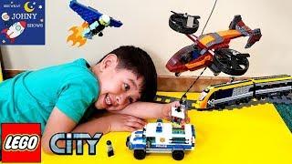 New LEGO City Police Sky Police Diamond Heist