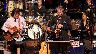 RONNIE CUBER & TONINHO HORTA WITH THE WDR BIG BAND LIVE IN KOLN FEB.15th 2014