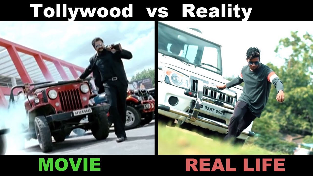 Tollywood vs Reality | Expectation vs Reality | OYE TV