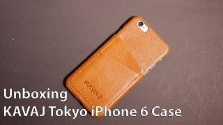 KAVAJ Tokyo iPhone 6 Case