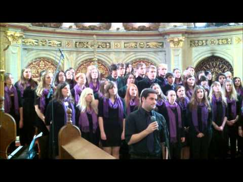 Dire Straits - Romeo and Juliet, Acappella by Absolute Harmony - Christmas 2012