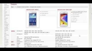Samsung Galaxy GRAND 2 e Samsung Galaxy Grand DUOS - Analise e especificações - PT-BR