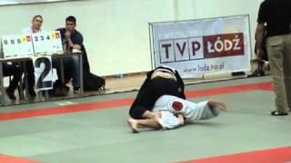 VI Mistrzostwa Polski BJJ - Robert Jakobczak (Rocha Team Polska/Kabat Poznań)