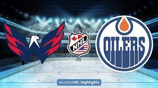CAPITALS VS OILERS October 28, 2017 HIGHLIGHTS HD