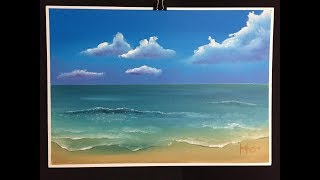 #168. Painting as a beginner ACRYLIC