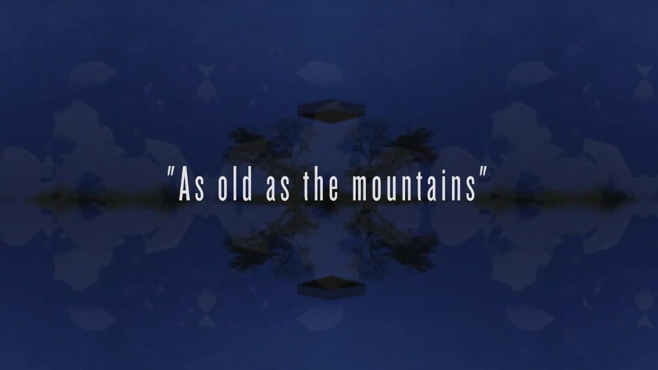 """New video: Ian Williams - """"C'est pas d'aujourd'hui ces montagnes"""" (""""As old as the mountains"""")"""