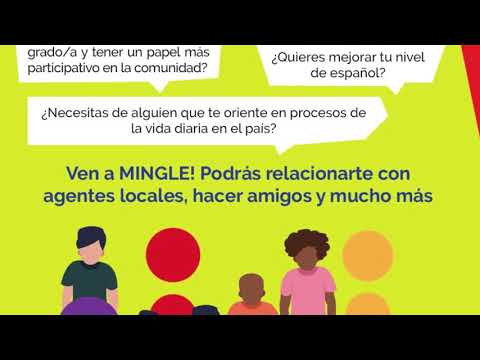 "Proyecto europeo de integración ""Mingle"" Santander"