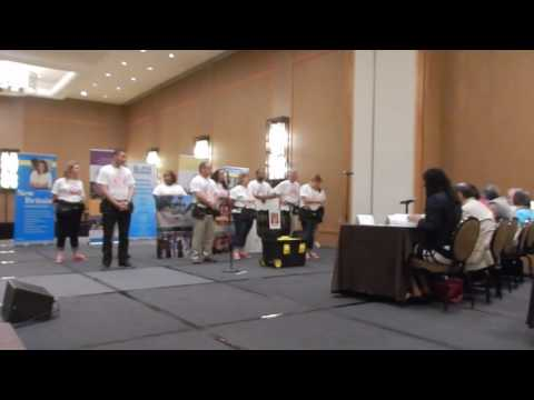 New Britain's Presentation in Denver for the All-America City Award