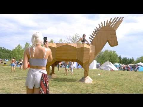 Relive the 2016 Winnipeg Folk Fest!