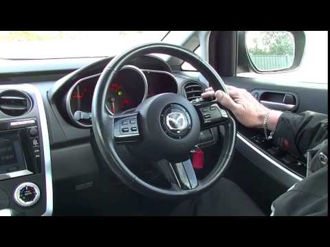 Perfect 2008 MAZDA CX 7 ER Series 1 MY07 LUXURY REVIEW   B4424
