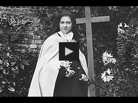 Christopher West — Oct  1 Feast of Saint Therese of Lisieux: Celebrating Her Spousal Mysticism
