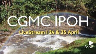 LiveStream - Saturday 24th April @ 8:00 pm