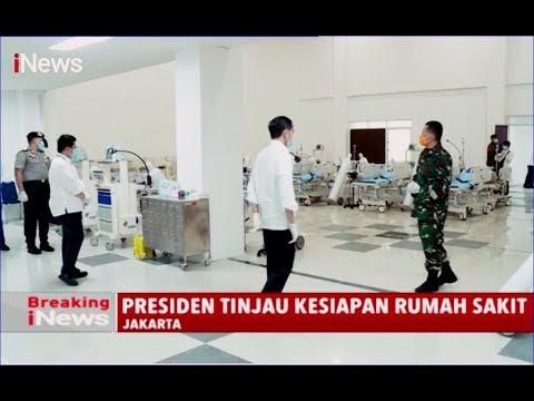 Wisma Atlet Mulai Beroperasi Jadi Rumah Sakit Darurat Covid-19 - Breaking INews 23/03