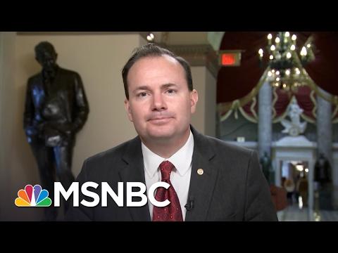 Senator Mike Lee: Senate Rules Aren
